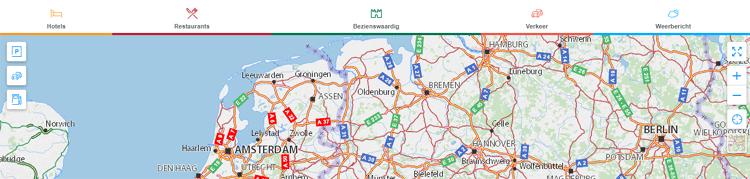 Michelin Routeplanner - ViaMichelin